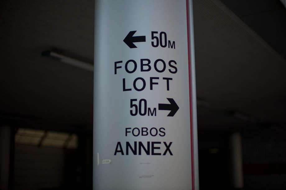 Fobos Loft in Nakameguro, Tokyo, Japan