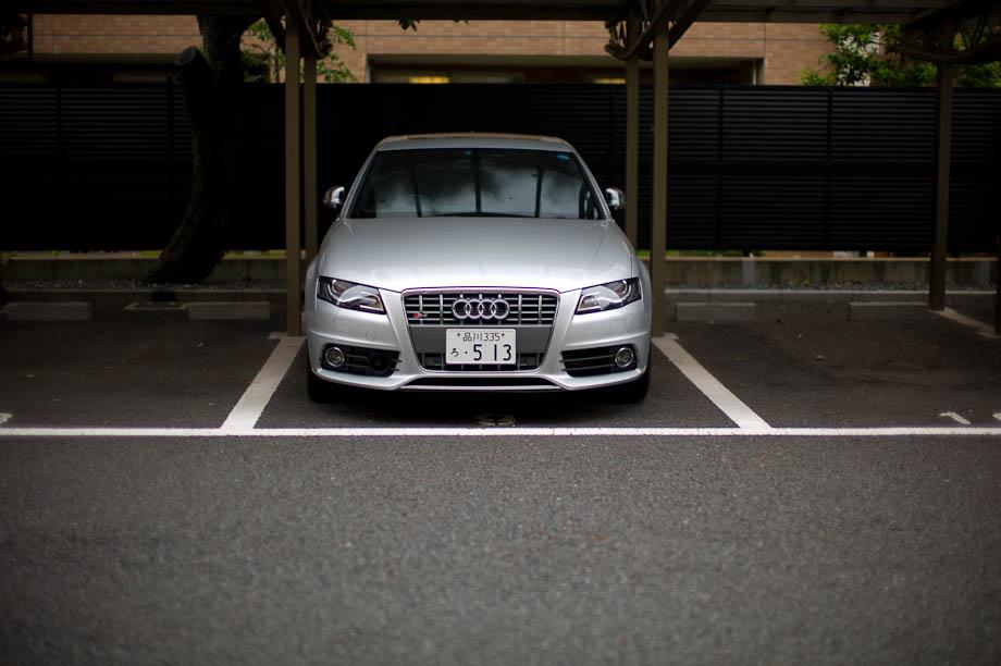 Dave's Audi S4
