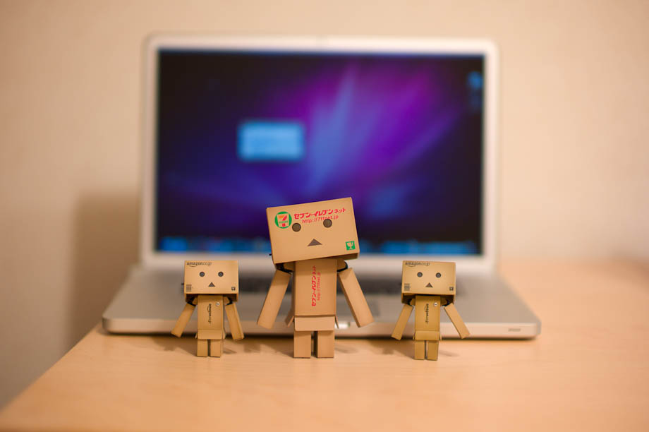 7-11 and Amazon.com Danbo
