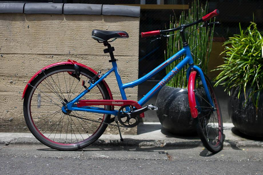 Bike in Nakameguro