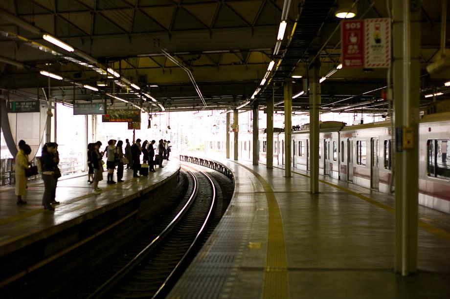 Shibuya Station, 渋谷駅
