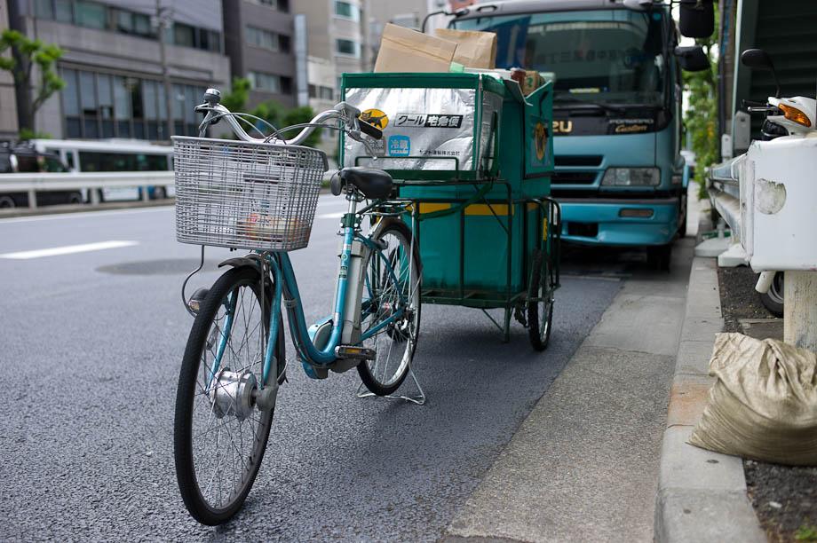 Bike Delivery Service