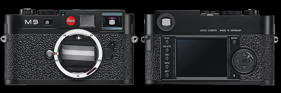 The Leica M9 Digital Range Finder