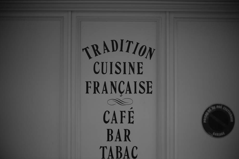 Traditional Cuisine Francaise