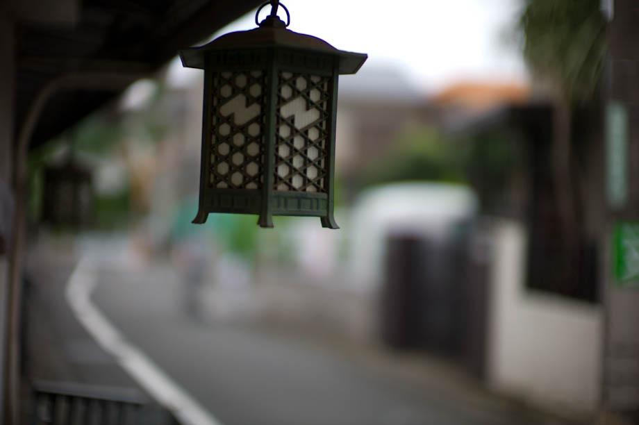 Lantern in Tokyo