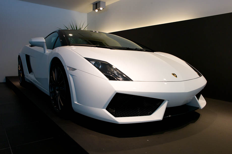 Lamborghini Dealer in Hiroo