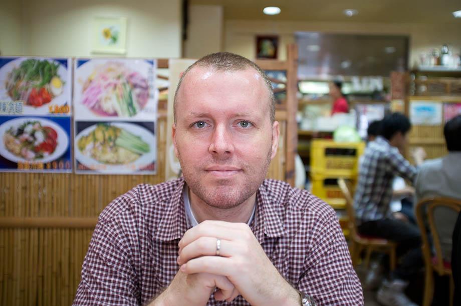 Dave of Shoot Tokyo