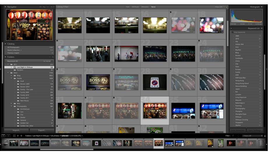 My digital workflow