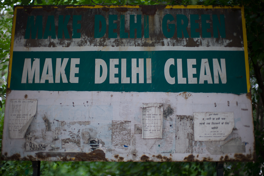 Make Delhi Clean