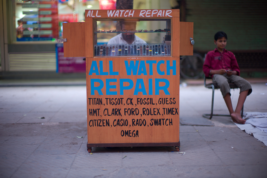 Rolex repair in New Delhi