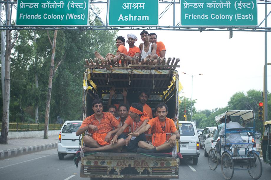 Roads in Delhi