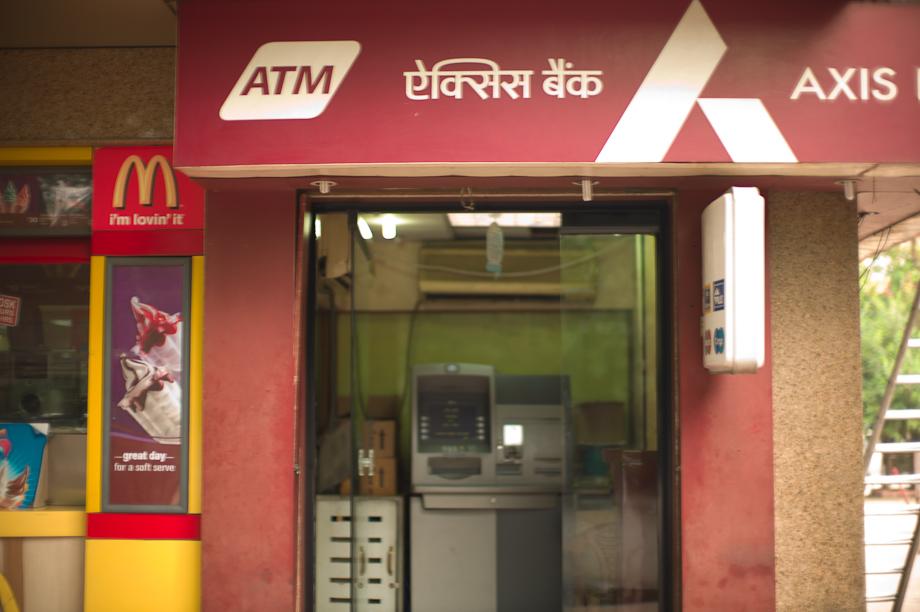 Delhi ATM