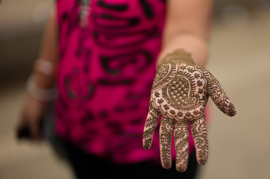 Hand Painting in India