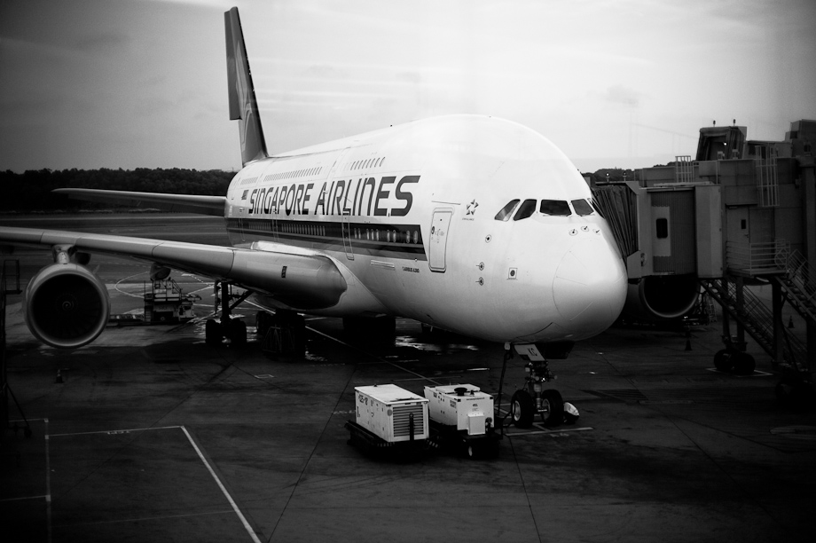 Singapore Airlines from New Delhi