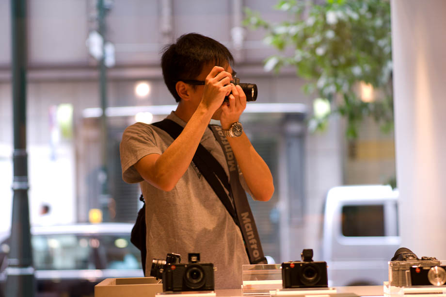 Leica Ginza