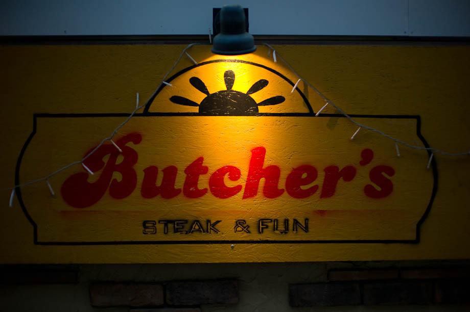 Butcher's in Jiyugaoka