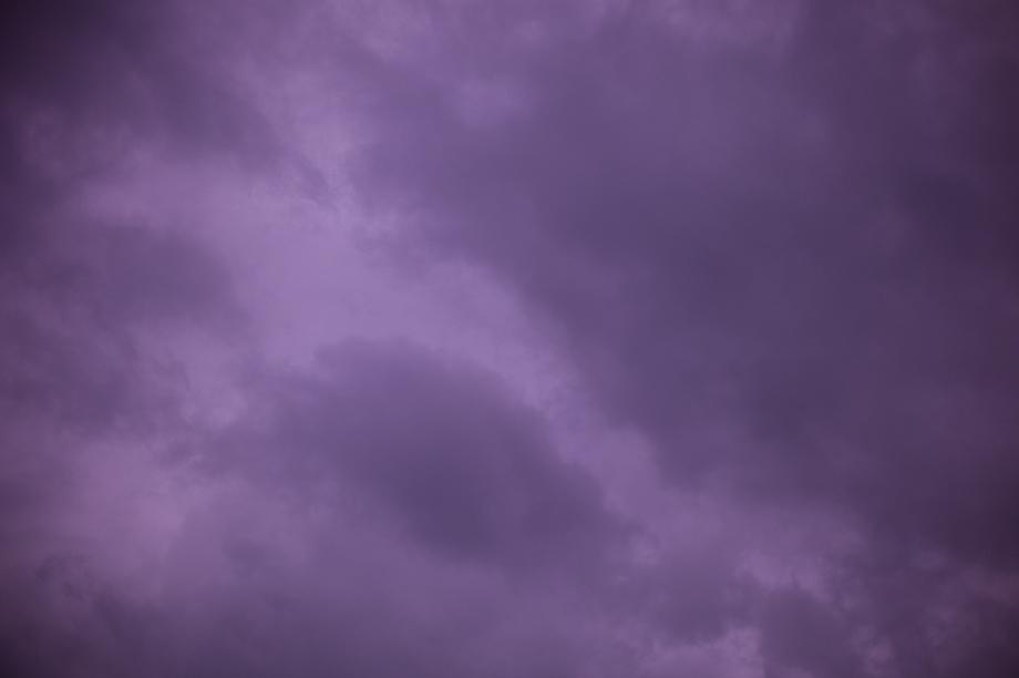 Typhoon approaching Tokyo