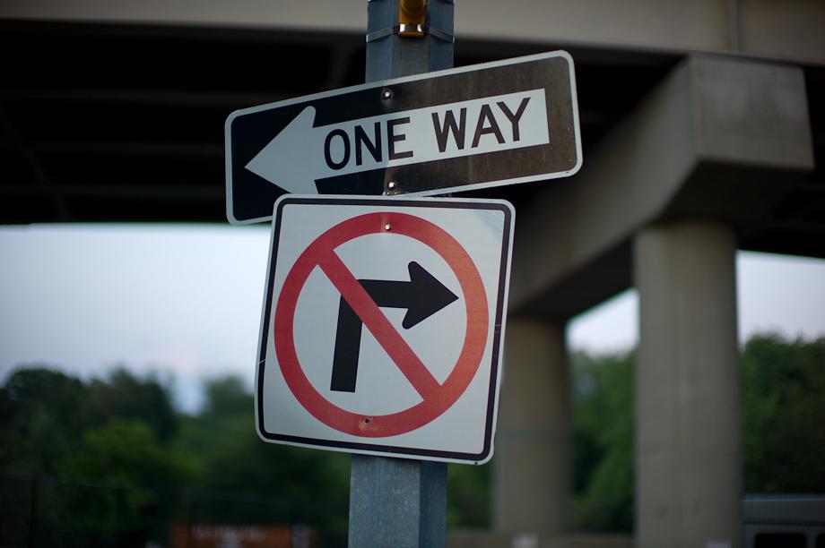 Street Signs in America
