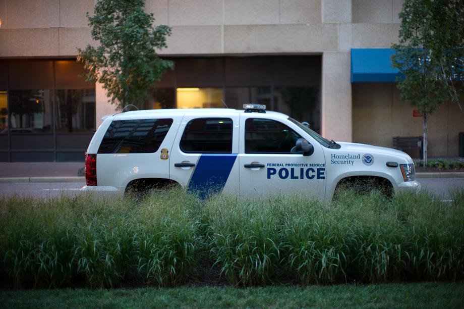 Homeland Security Police