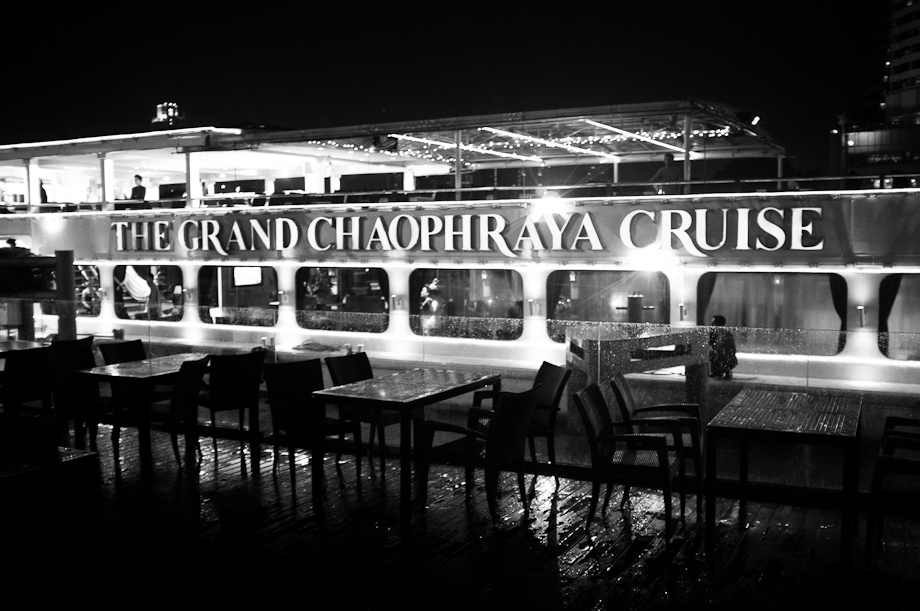 River Cruise in Bangkok