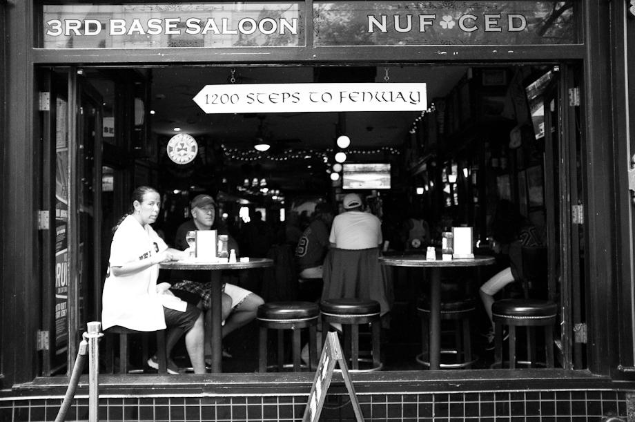 Irish Pub in Boston