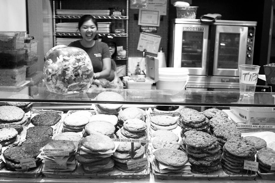 Giant American Cookies