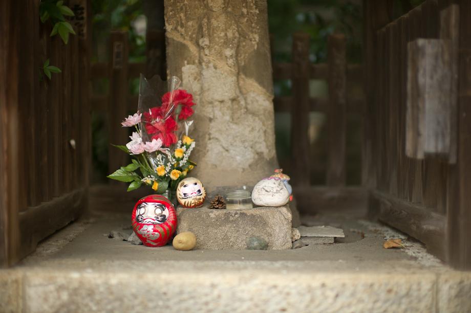 Road Side Temple in Jiyugaoka