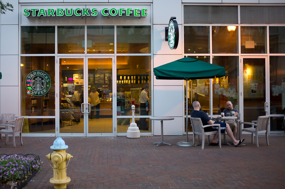 Starbucks Coffee in Arlington Virginia