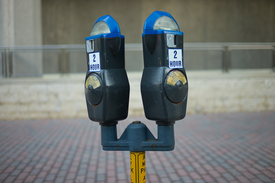 Parking Meter in DC