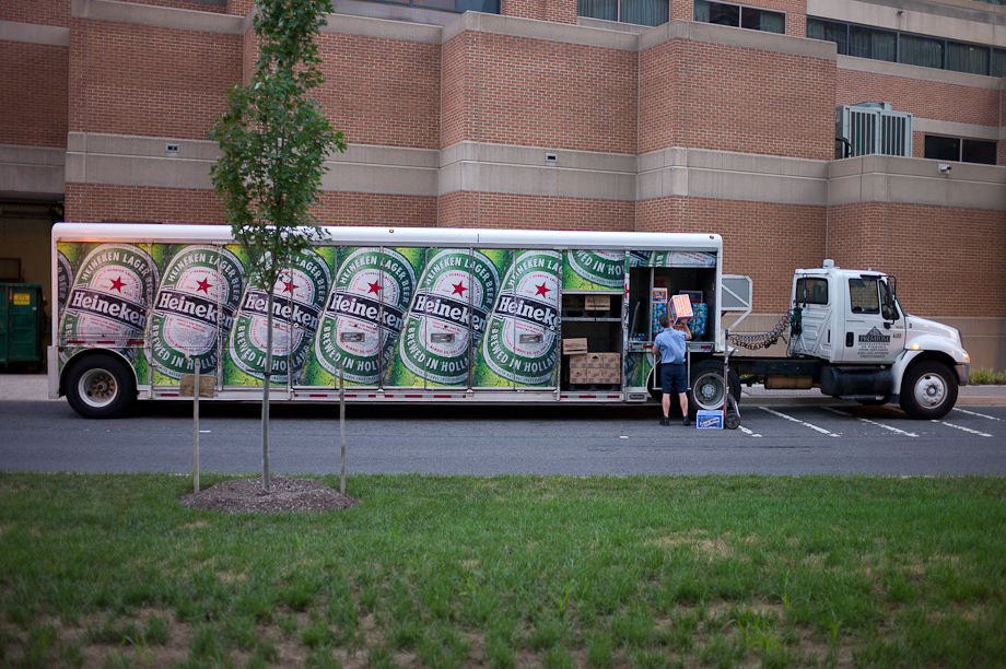 Heineken Morning Delivery