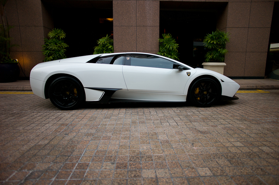 Lamborghini in Singapore
