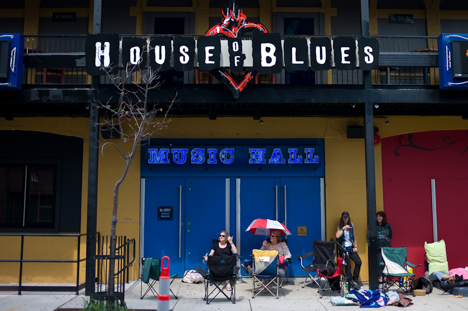 House of Blues on Lansdowne Street in Boston