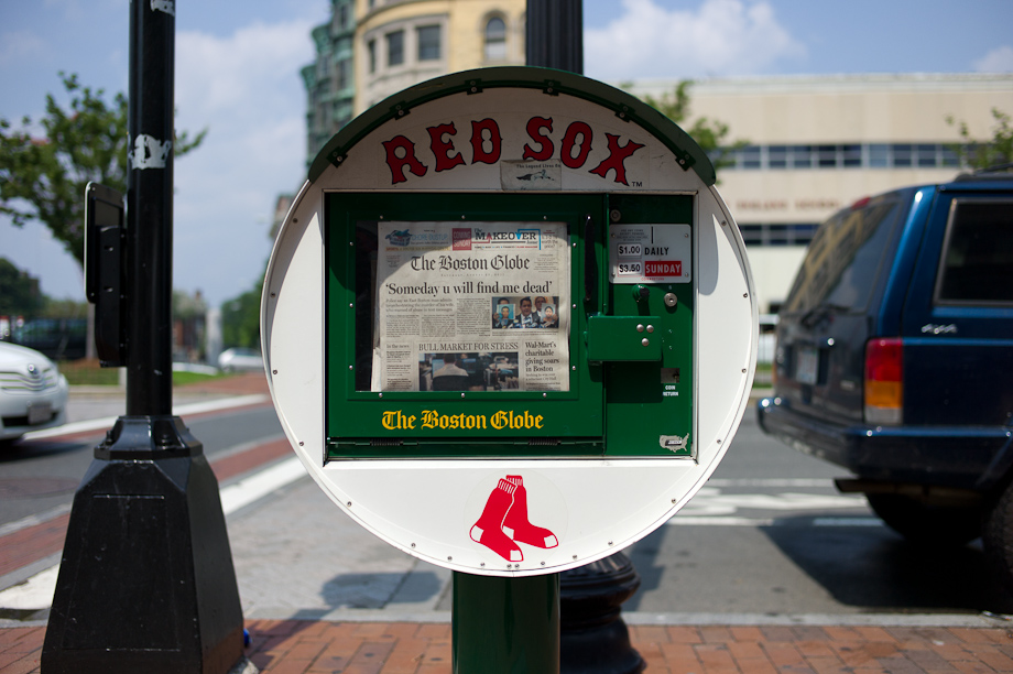 Red Sox News Stand