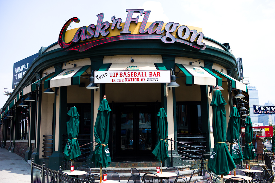 Cask n Flagon