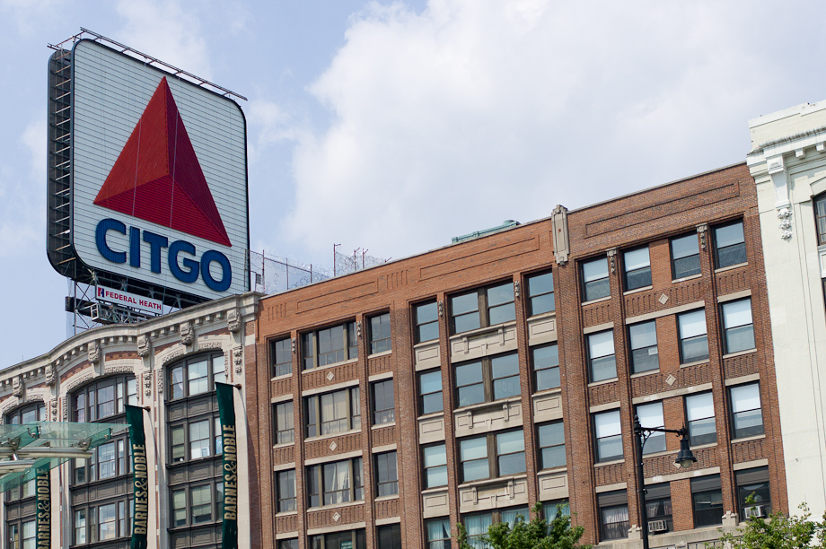 Citgo Sign in Boston