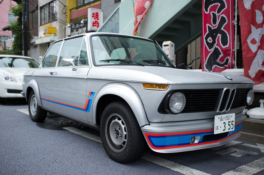 Old BMW
