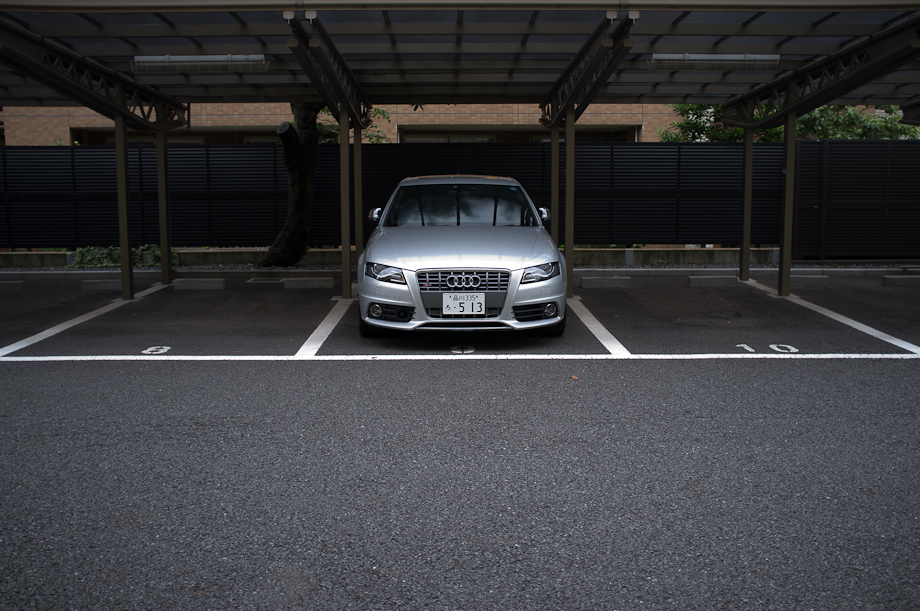 The ShootTokyo Mobile Audi's S4