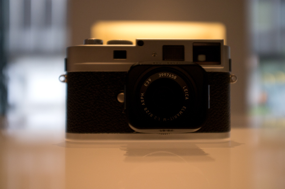 The Leica M9-P