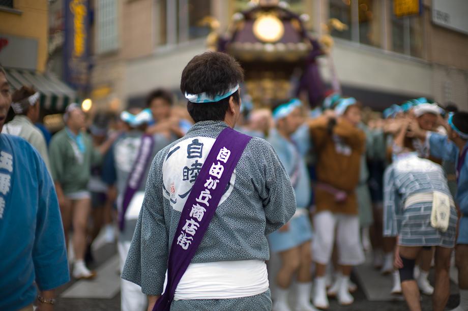 Jiyugaoka Matsuri