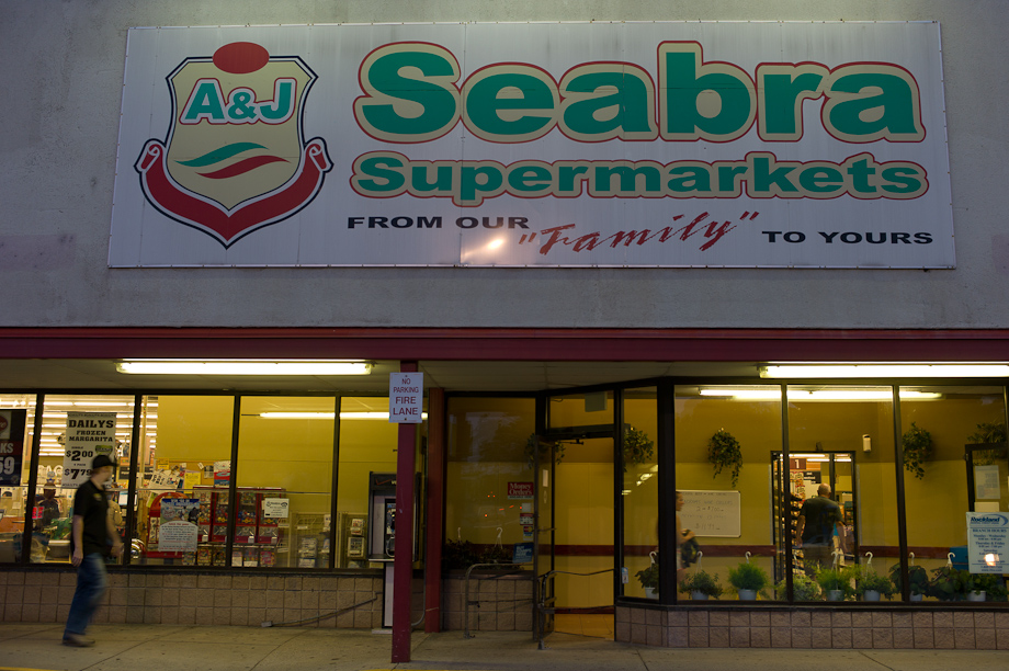 Seabra Supermarkets