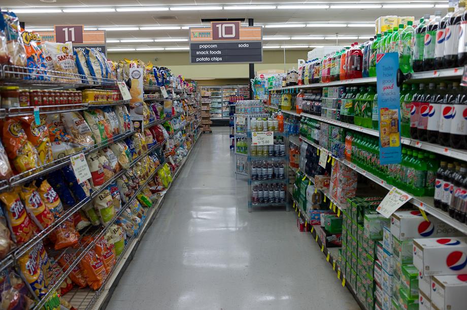Seabra Supermarkets
