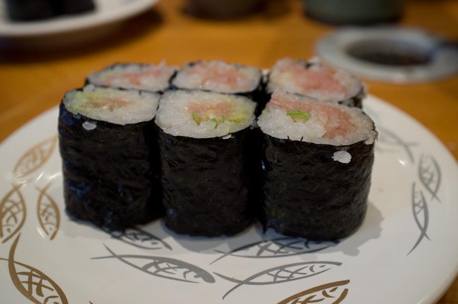 Kaiten Sushi in Shinjuku