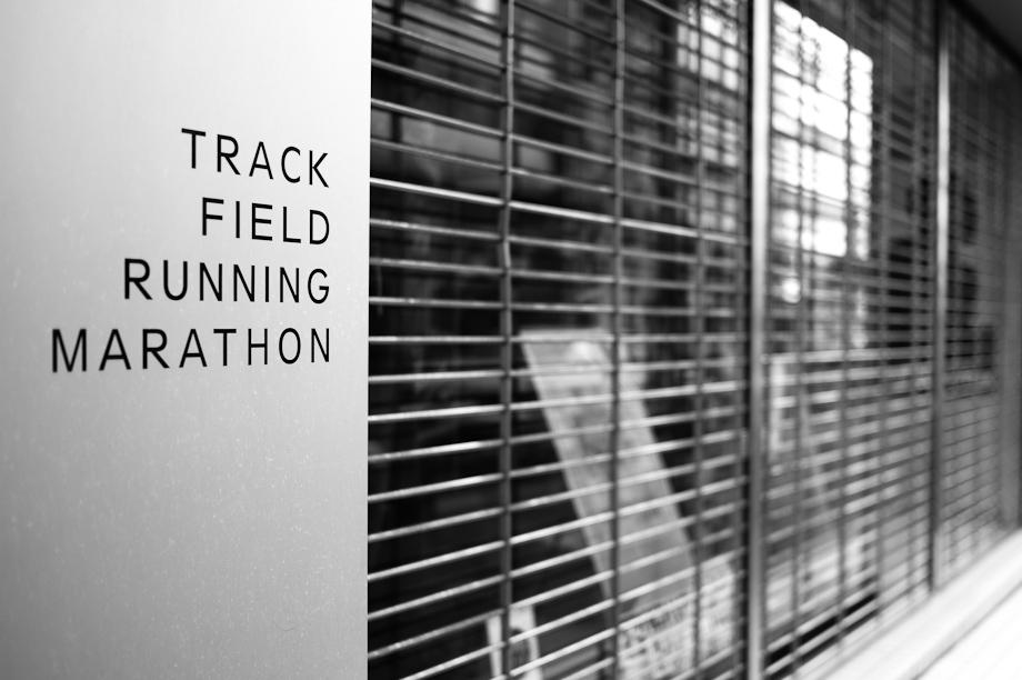 Track Field Running Marathon
