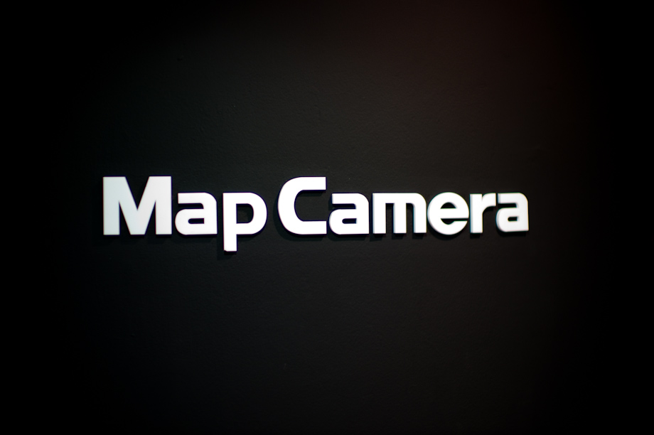 Map Camera in Shijuku