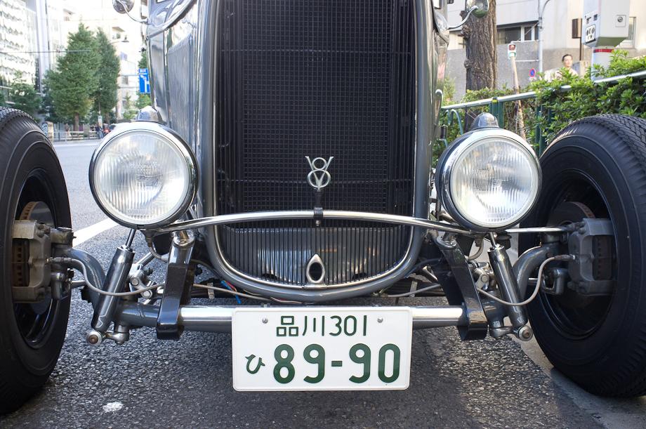 Old Ford V8