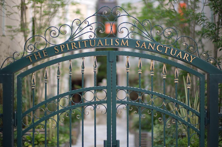 The Spiritualism Sanctuary