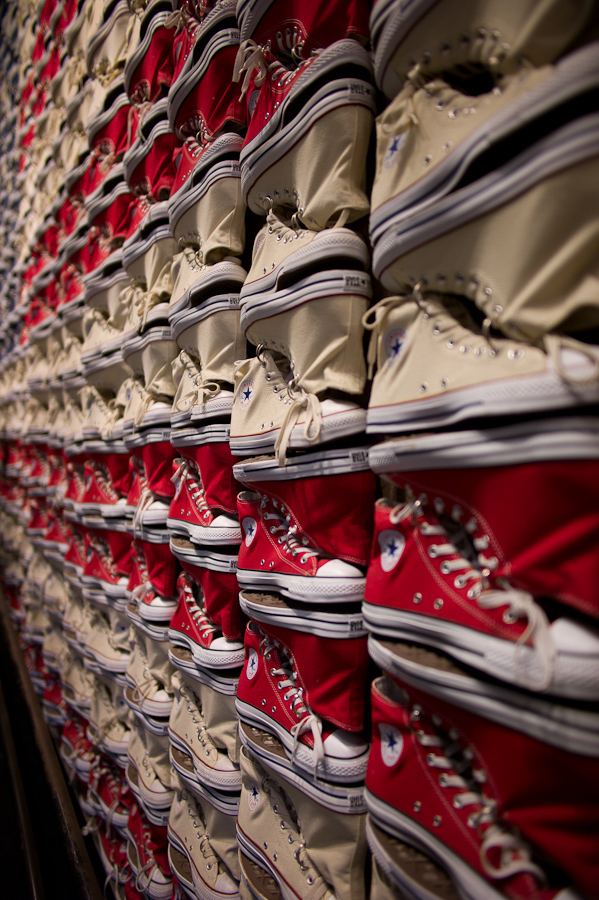 Converse Store in NYC