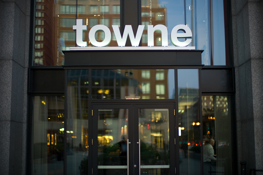 Towne in Boston