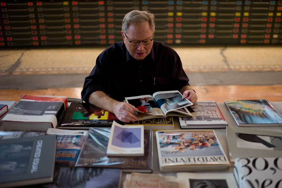 Richard Kashnow Reading