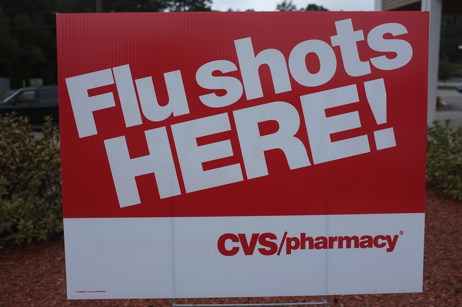 CVS Flu Shots
